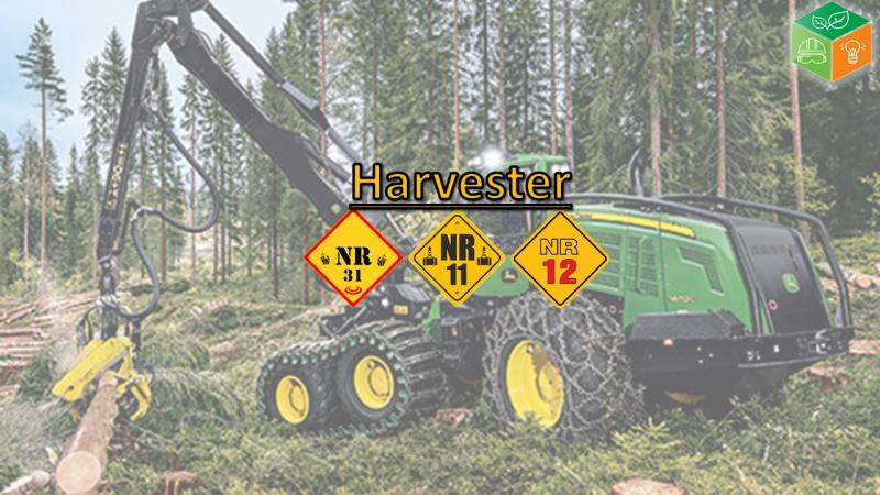 Curso de harvester