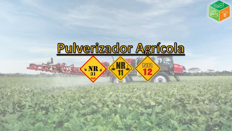 Curso de pulverizador agrícola
