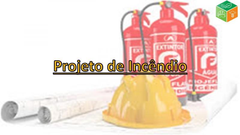 Projeto de incendio valor