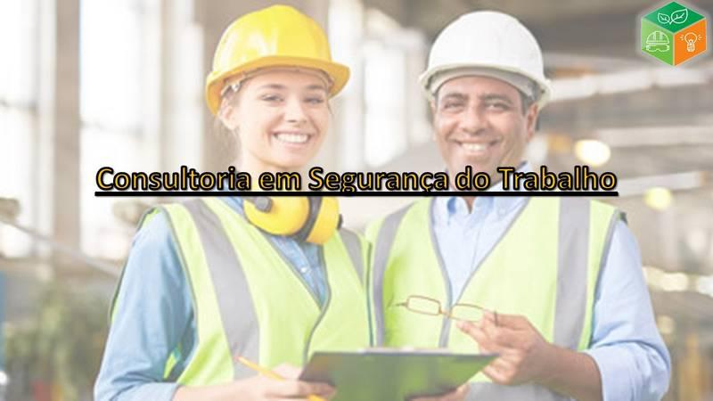 Consultoria em Segurança do Trabalho