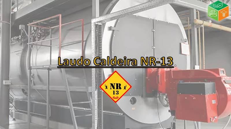 Laudo Caldeira NR-13
