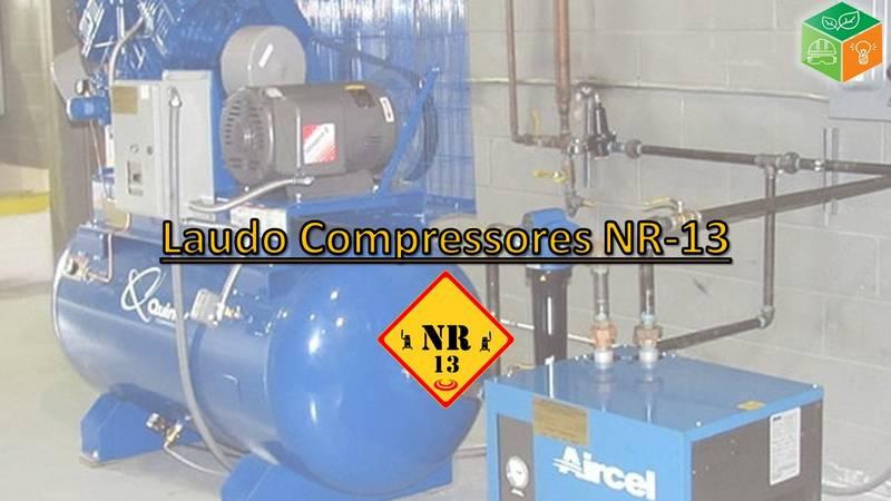 Laudo Compressores