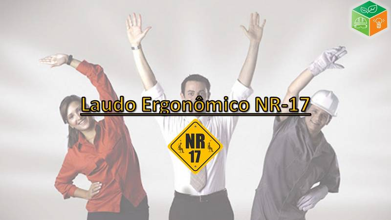 Laudo Ergonomico NR-17