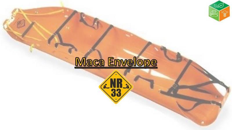 Maca Envelope
