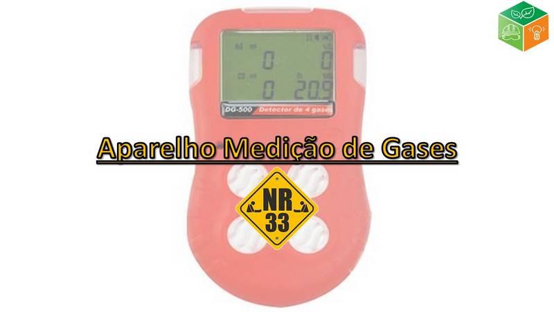 Medidor de Gases