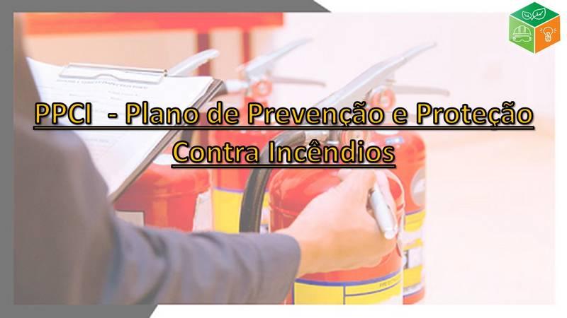 Plano de Prevenção e Proteção contra Incendio
