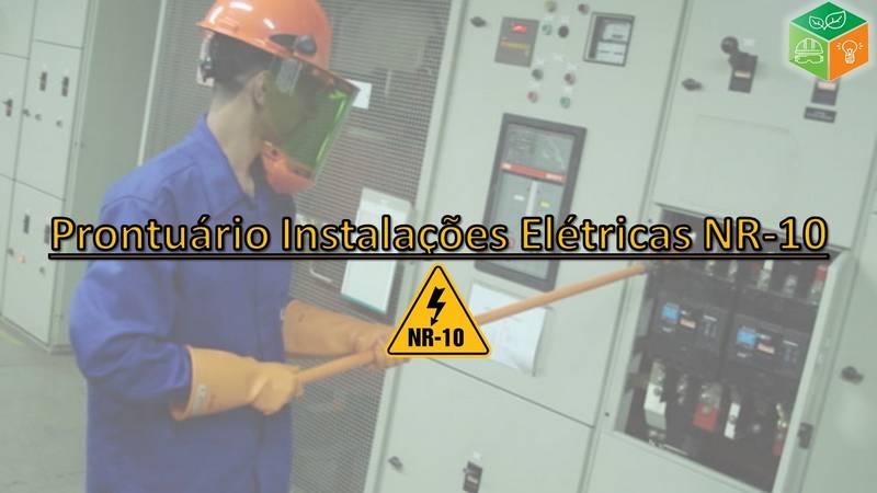 Prontuário Instalações Elétricas NR-10