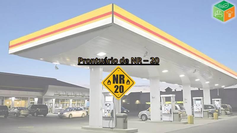 Prontuário NR-20