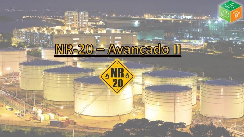 NR-20 Avançado II