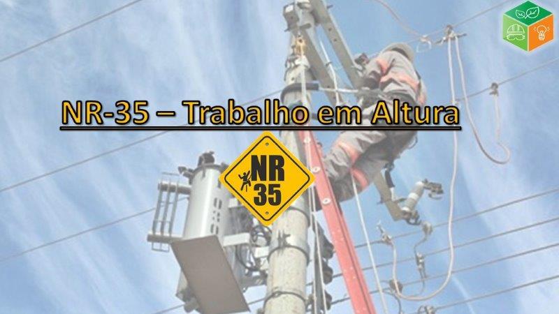 NR-35 Traballho em Altura