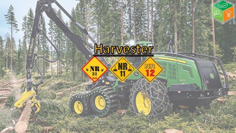 Operador de Harvester