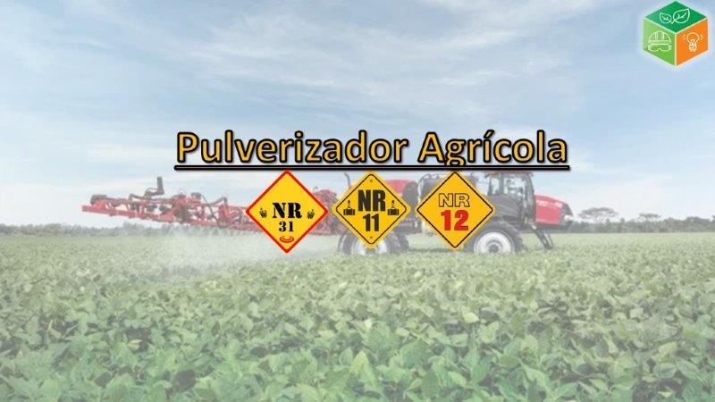 Operador de Pulverizador Agricola