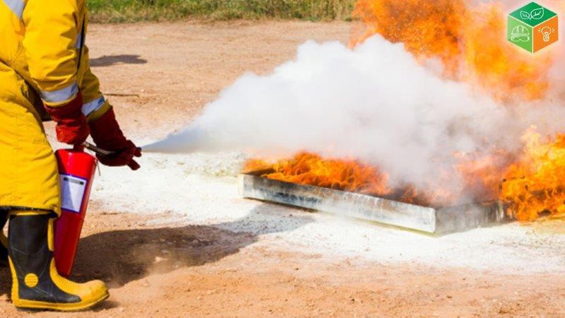 PC 05 Treinamento Básico para Brigadas de Incêndio Postos de Combustíveis