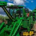 Curso de operador de colheitadeira de cana