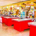 Treinamento de segurança do trabalho em supermercado
