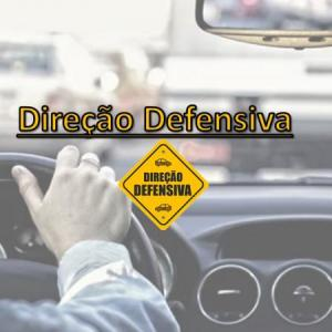Curso de direção defensiva e primeiros socorros