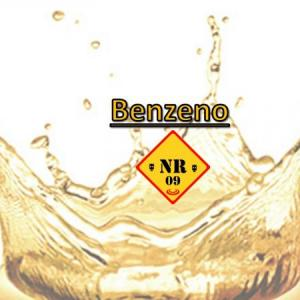 Curso de exposição ao benzeno