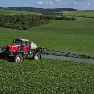 Curso de pulverização agricola