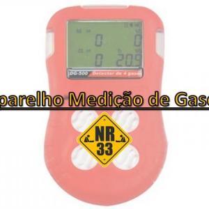 Detector de gases 4 gases